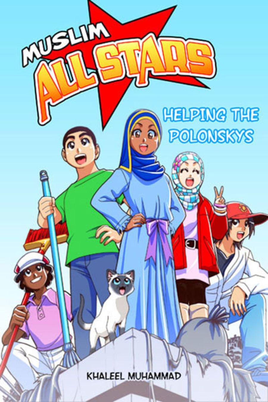 The Muslim All-Stars: Helping The Polonskys