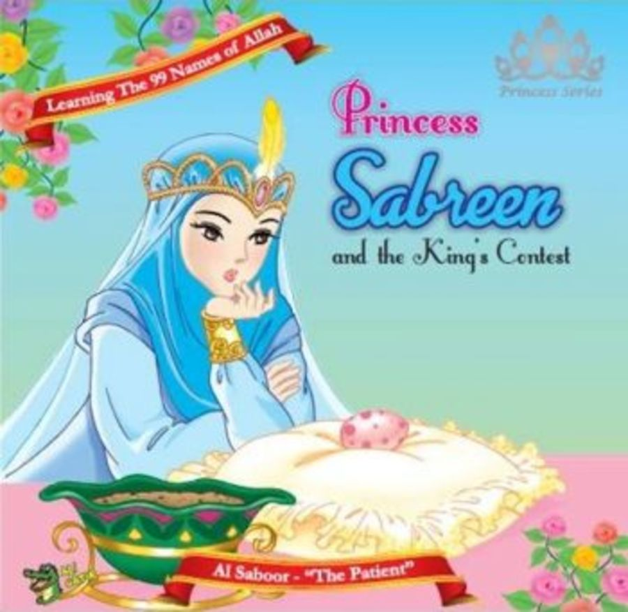 Princess Sabreen And The King's Contest