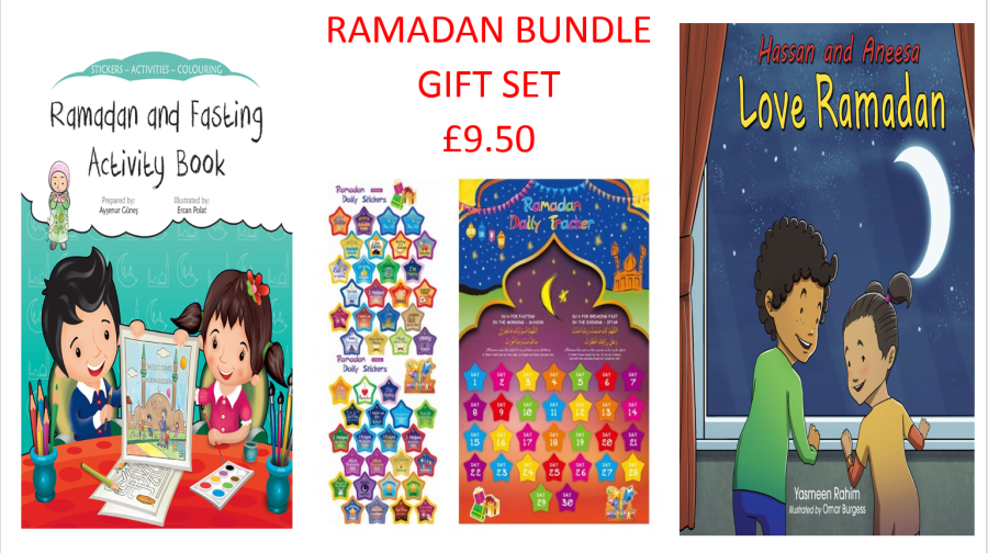 RAMADAN BUNDLE (CHILDREN'S)