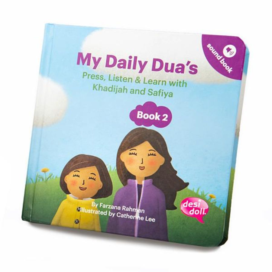 My Daily Dua's Story Sound Book 2