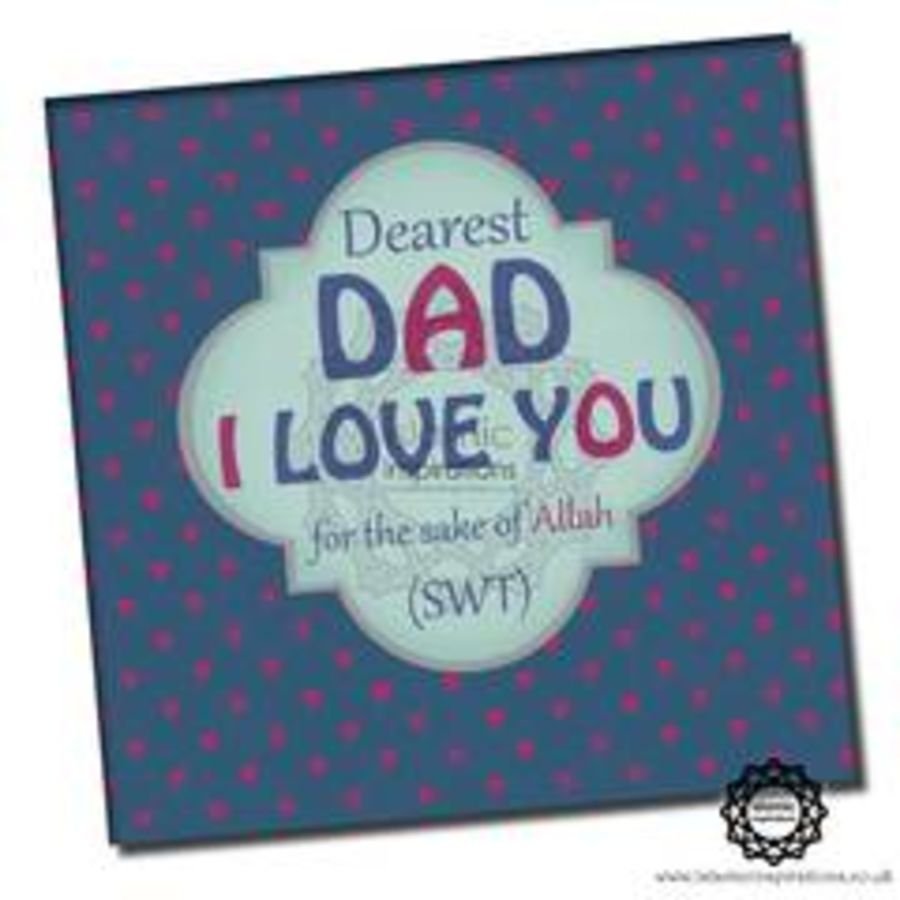 Love for Dad