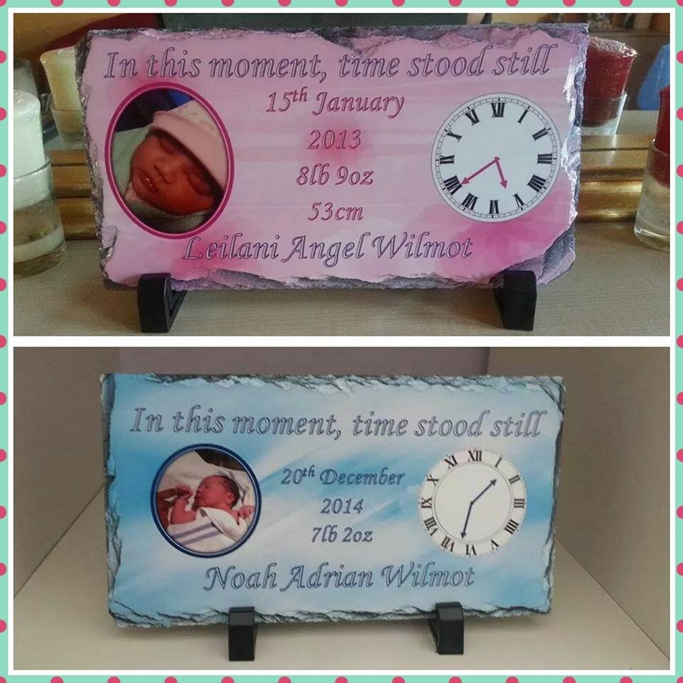 Moment In Time Slate