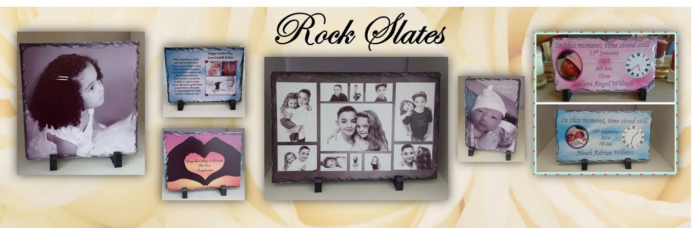 Rock Slates