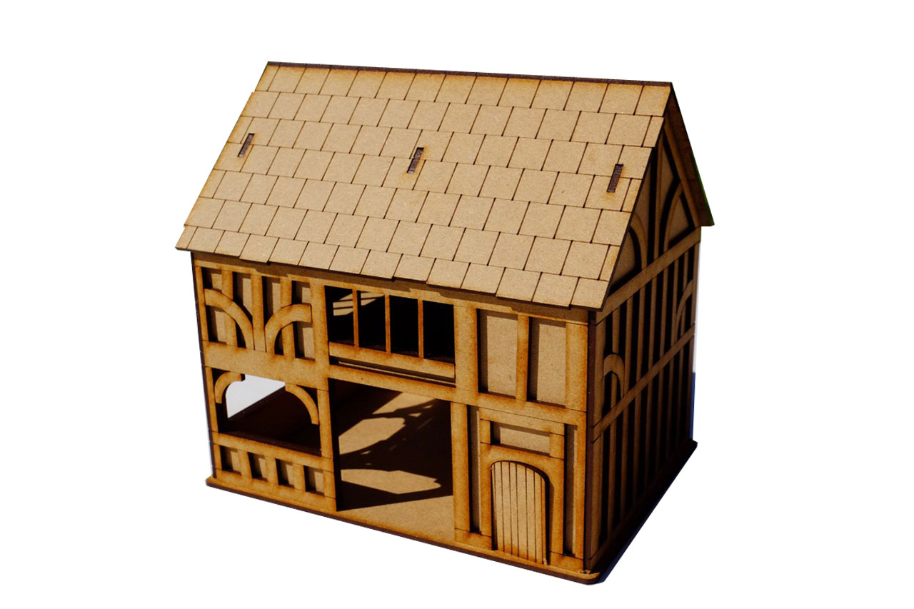 28mm Market Hall