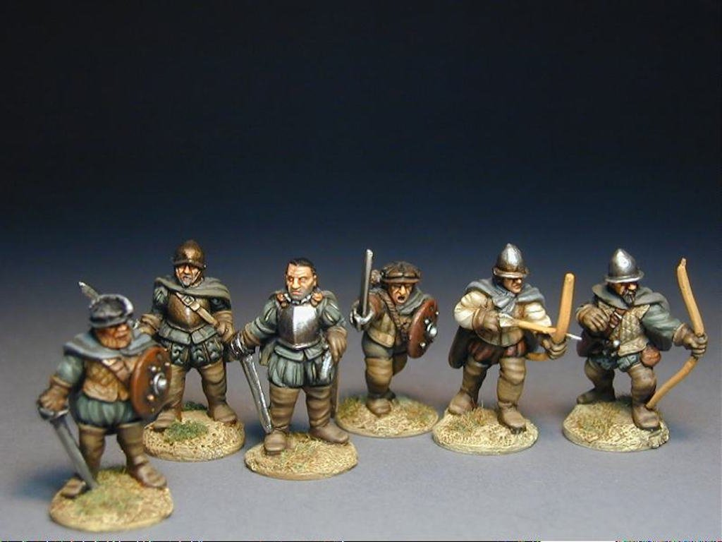BR06 Broken Men - Border Reiver Outlaws
