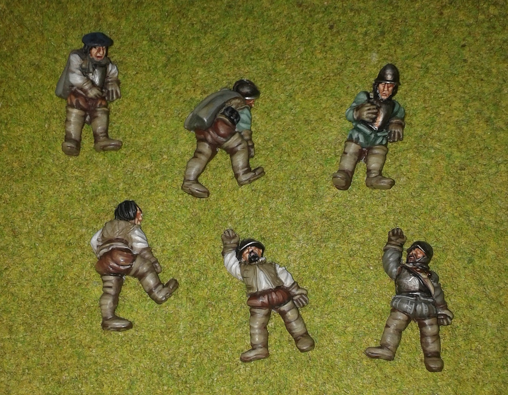 BR09 Casualties - Border Reivers