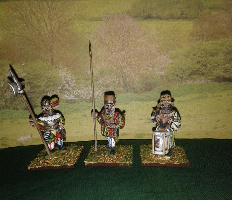 RE15 Landsknechts  Command