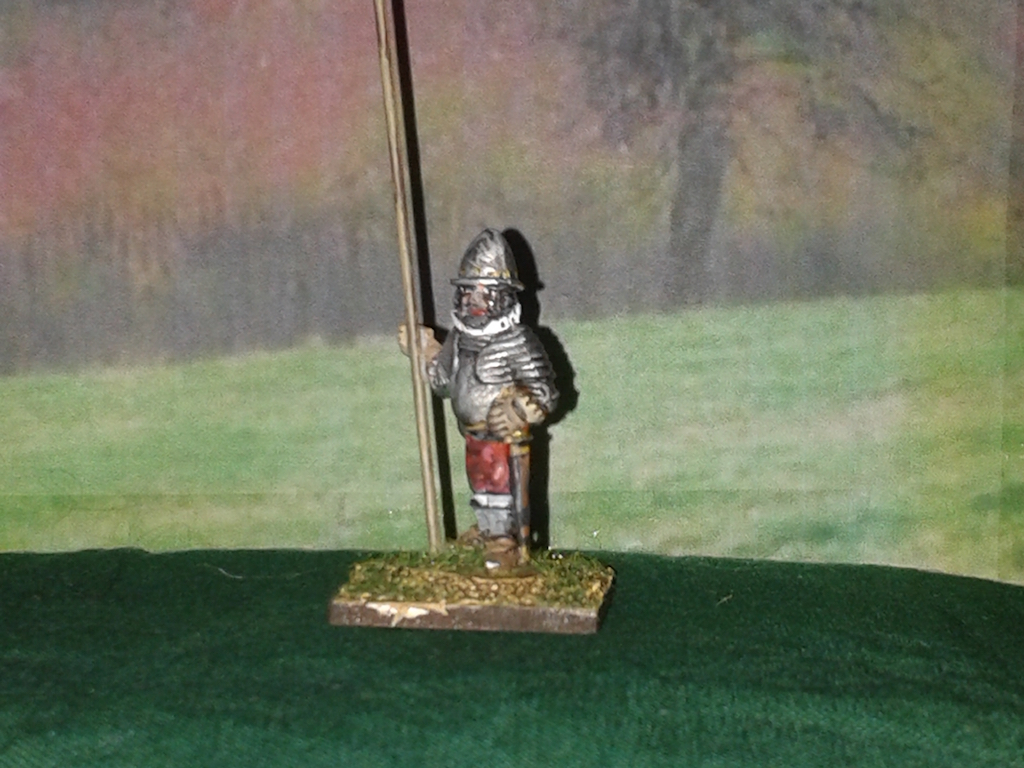 RE08 Extra Heavy Pikemen