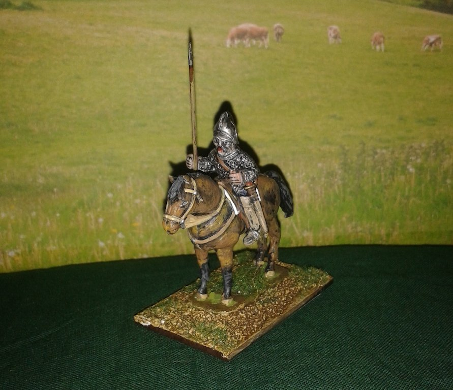 REC05 Border Horse and Spear