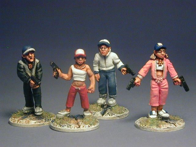 Tooled Chav Crew