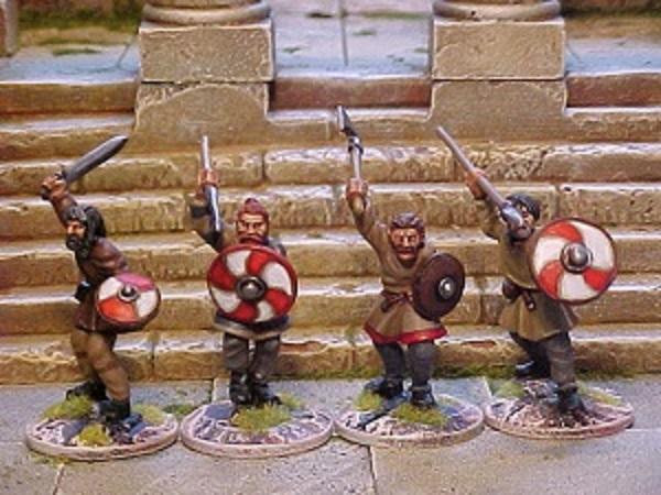 ES12  Saxon Warriors pack 2