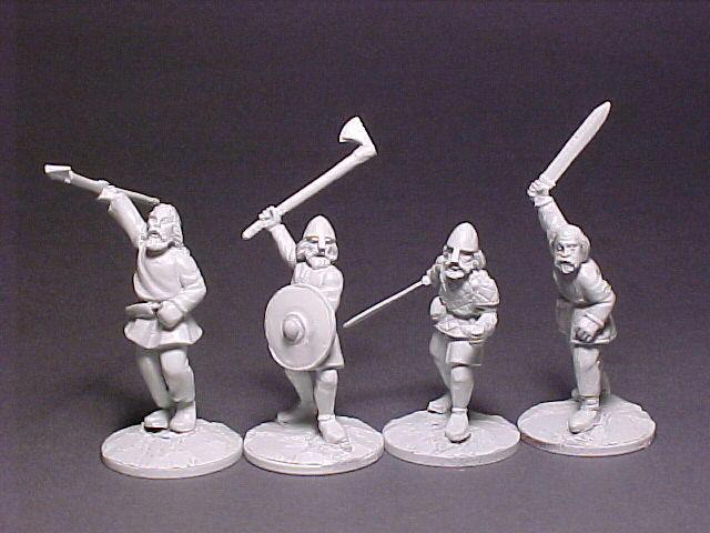 VIK011  Viking Raiders