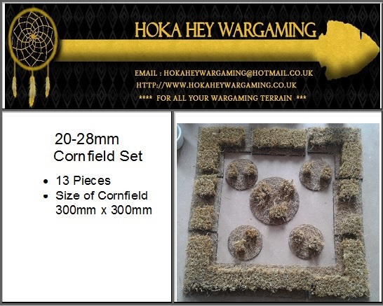 20-28 mm Cornfield set