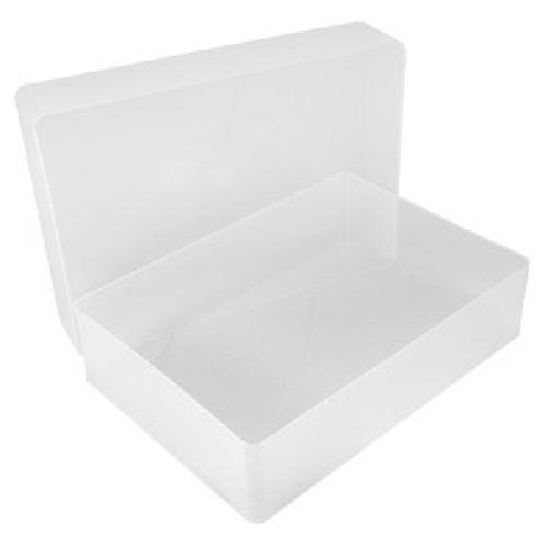 A5 Clear plastic box