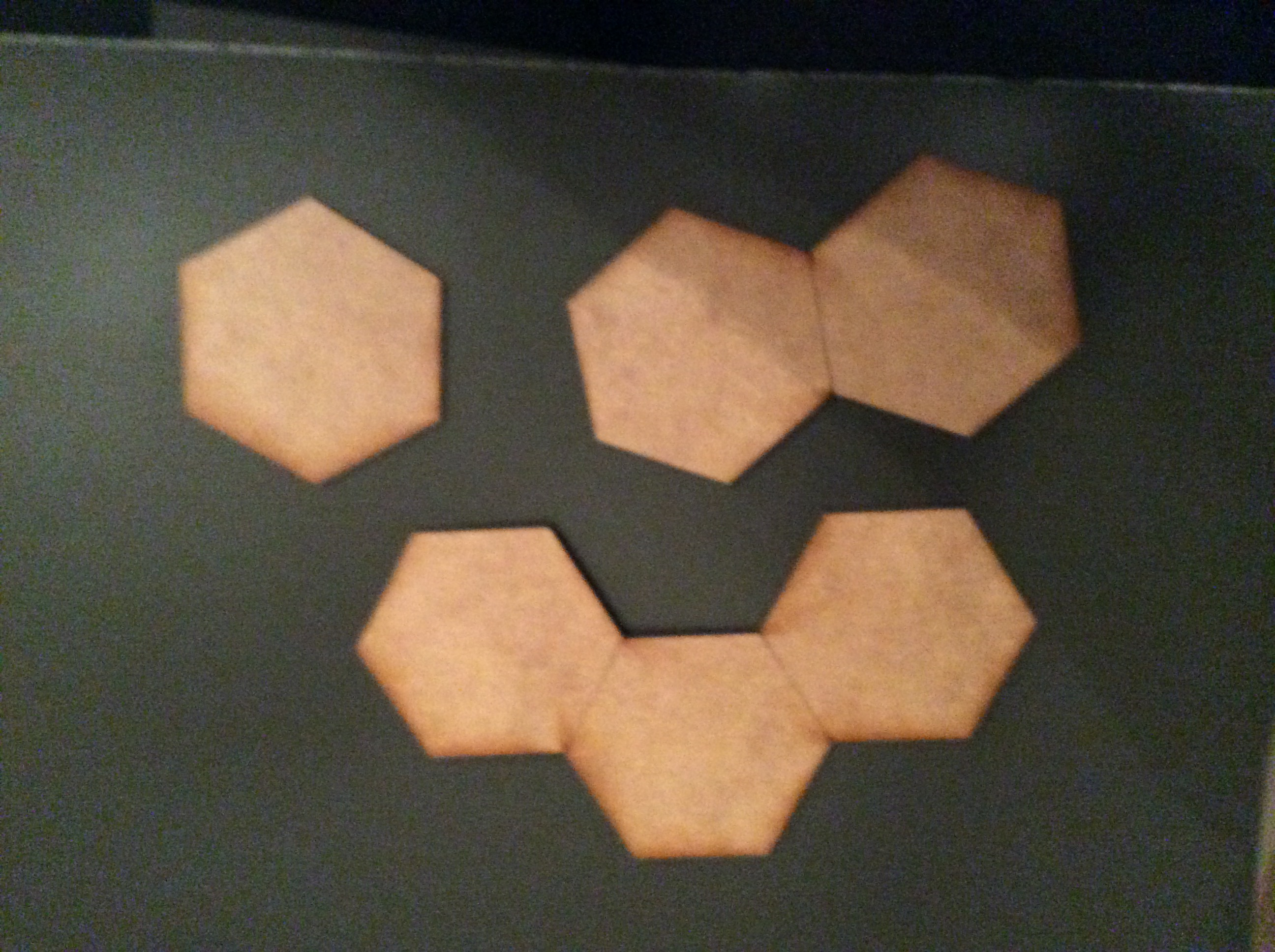 Hex base set for Shadespire game