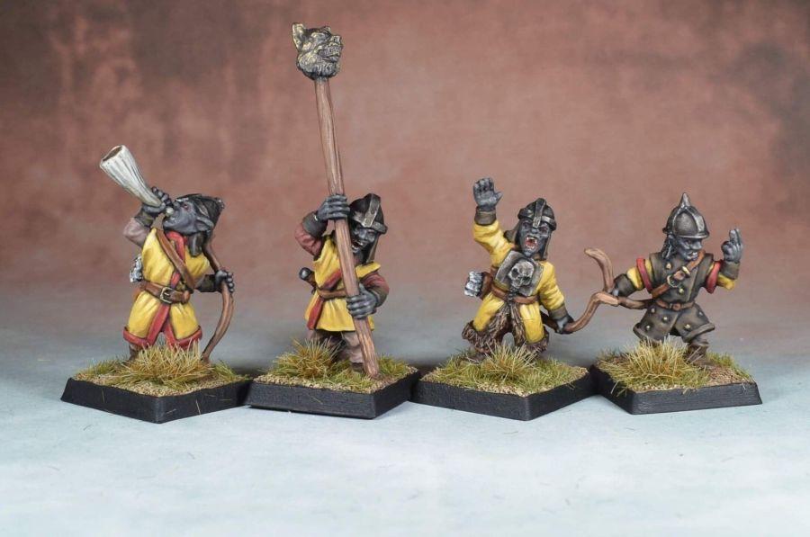 Goblin Archers Command