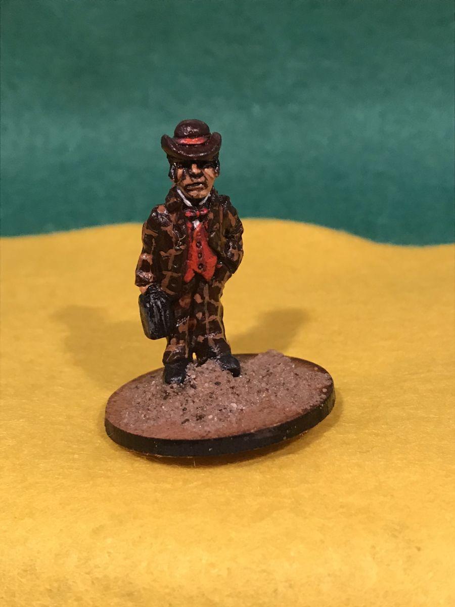 AW03 Civilian with carpet bag