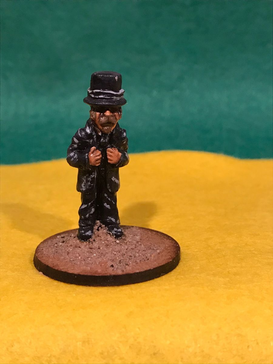AW05 Undertaker