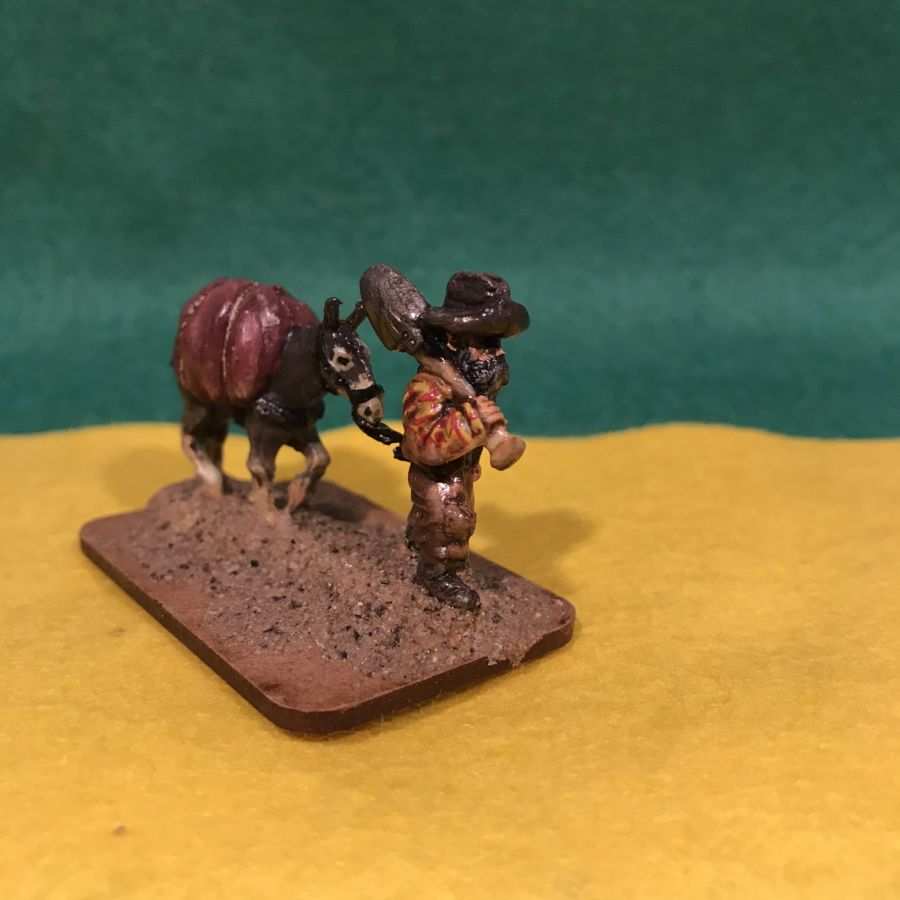 AW13 Miner with Burro
