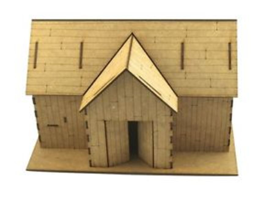20mm Timber Barn
