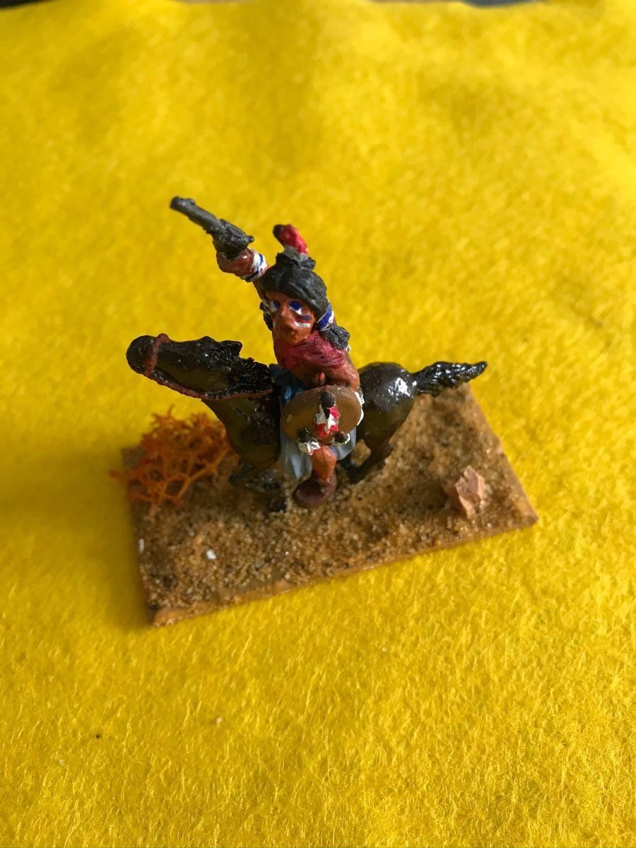 AI11 Indian waving pistol