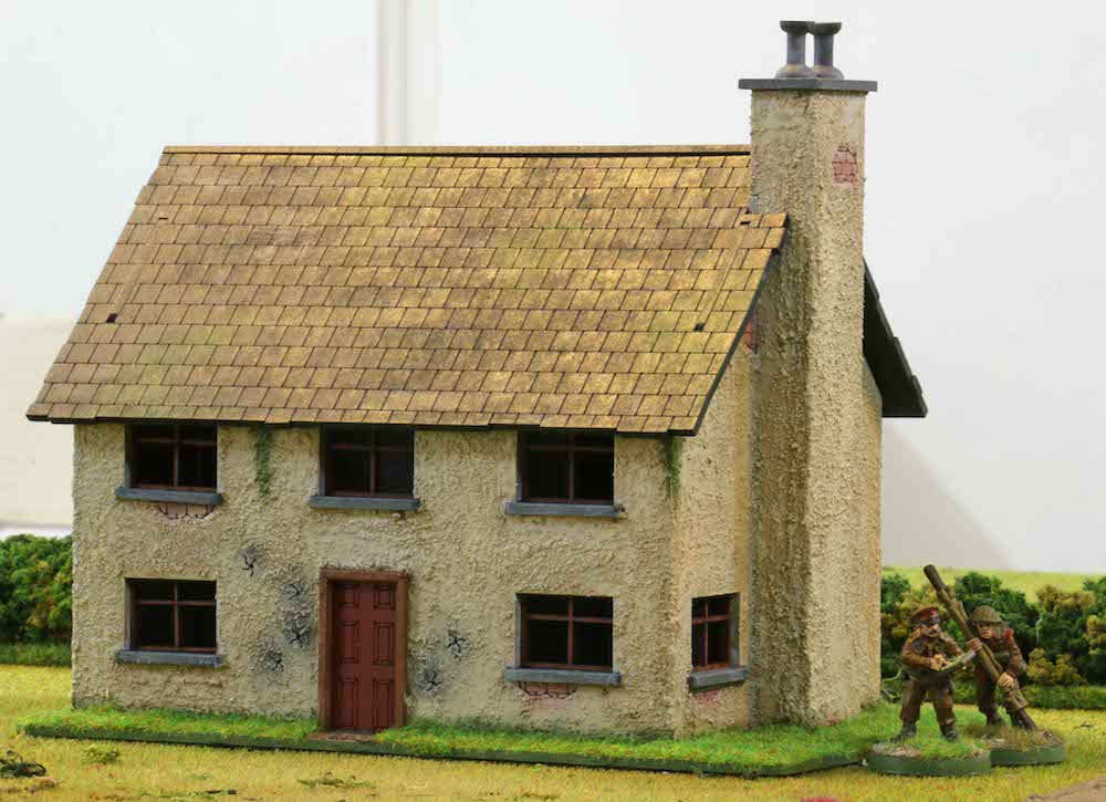 28mm Farmhouse