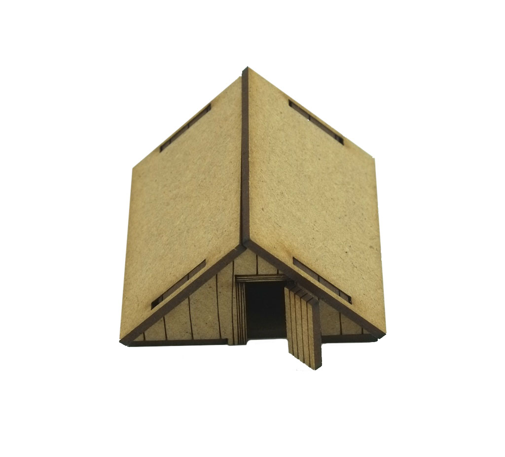 28mm Saxon Hut/Workshop