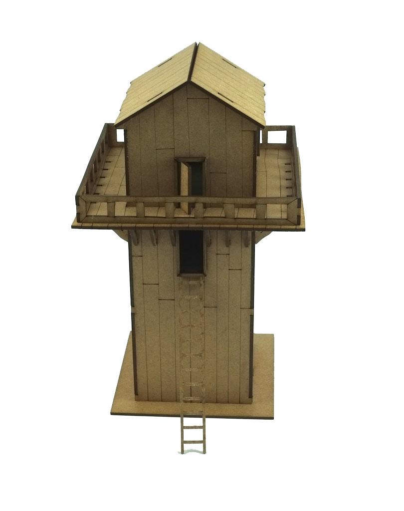 28mm Roman Watchtower