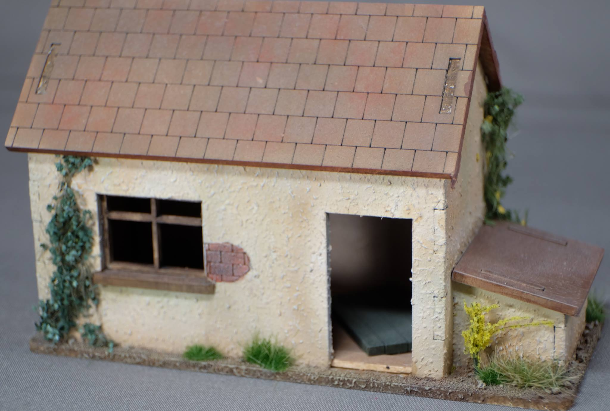 28mm Shed/Outbuilding