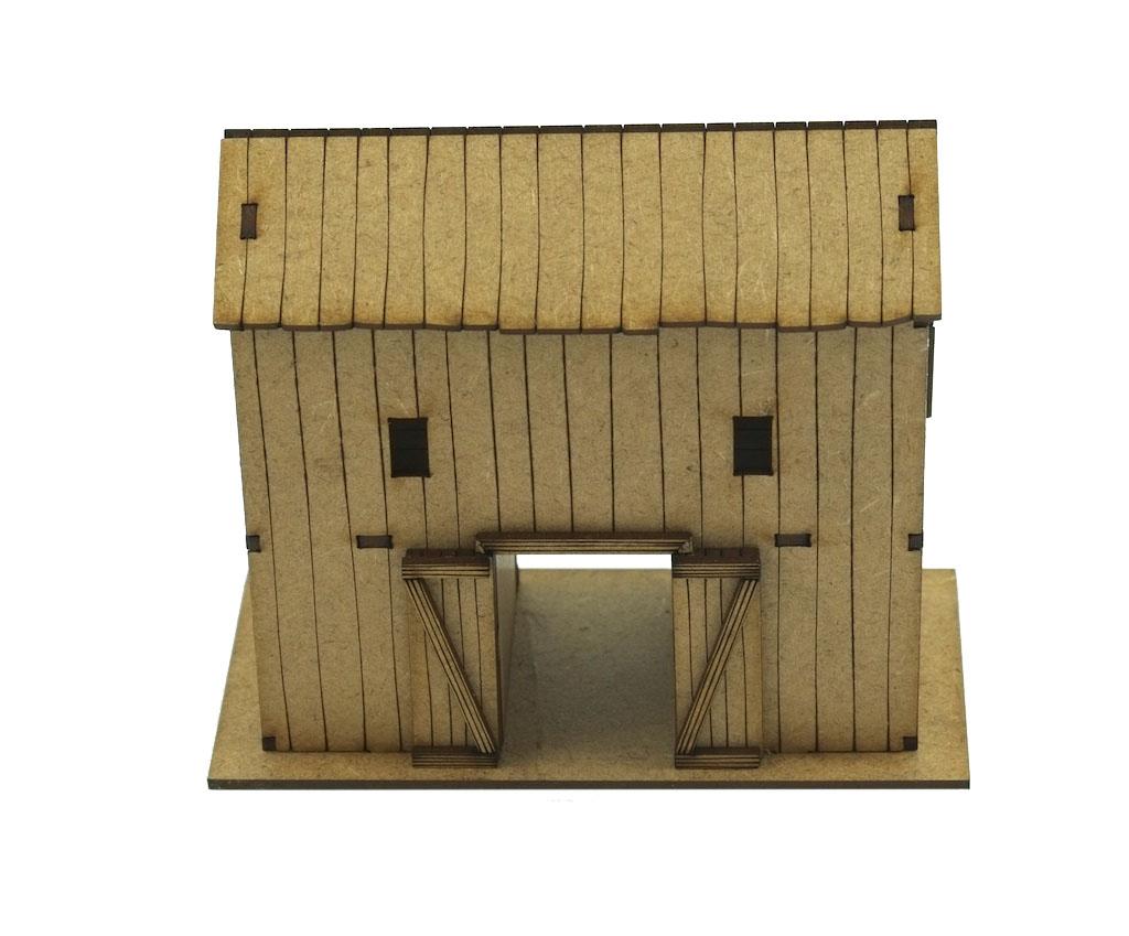 15mm Roman Gatehouse
