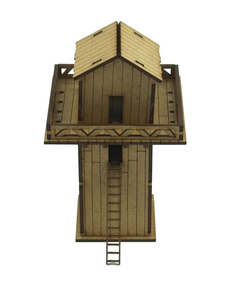 15mm Roman Watchtower