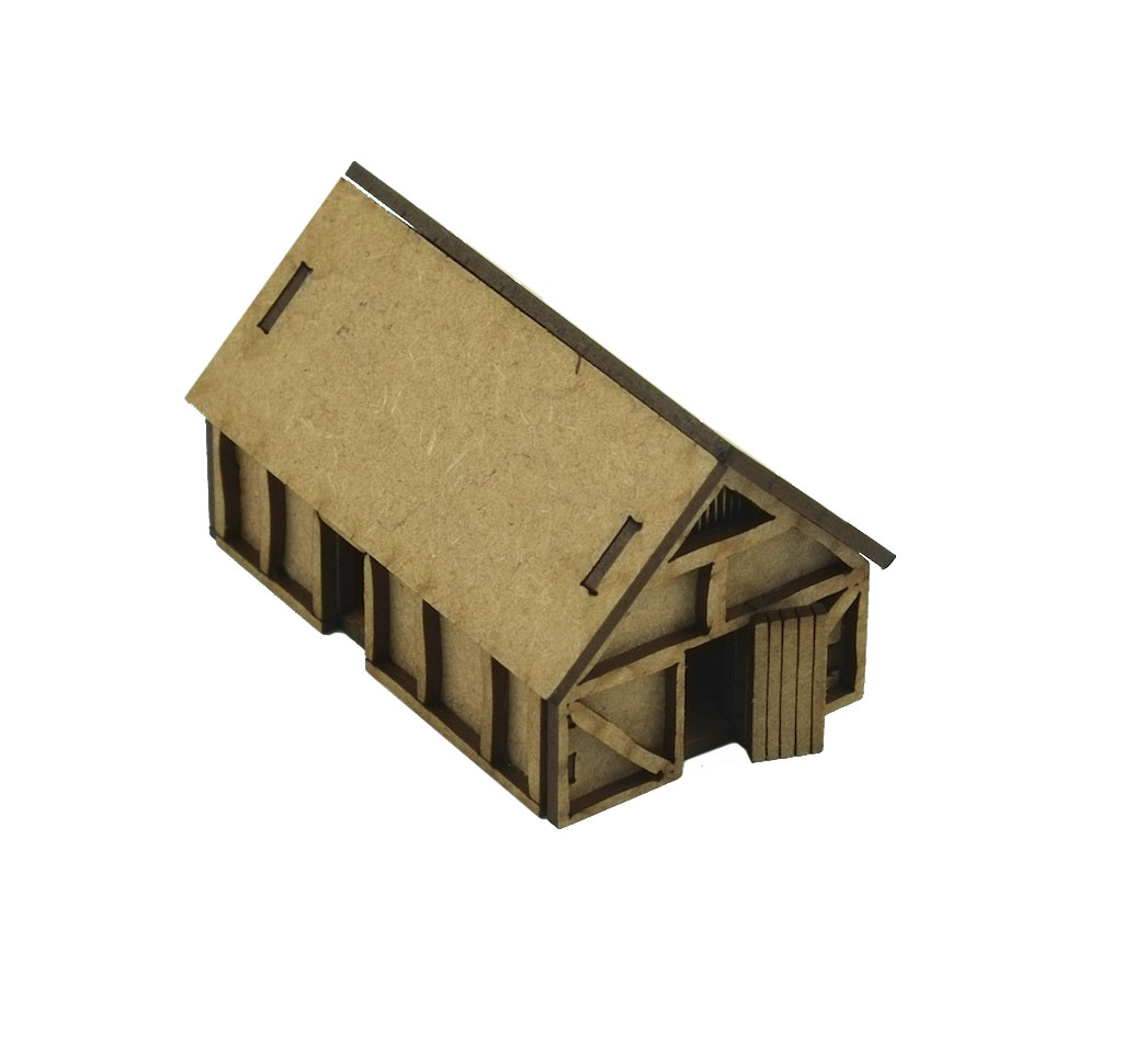 15mm Saxon House