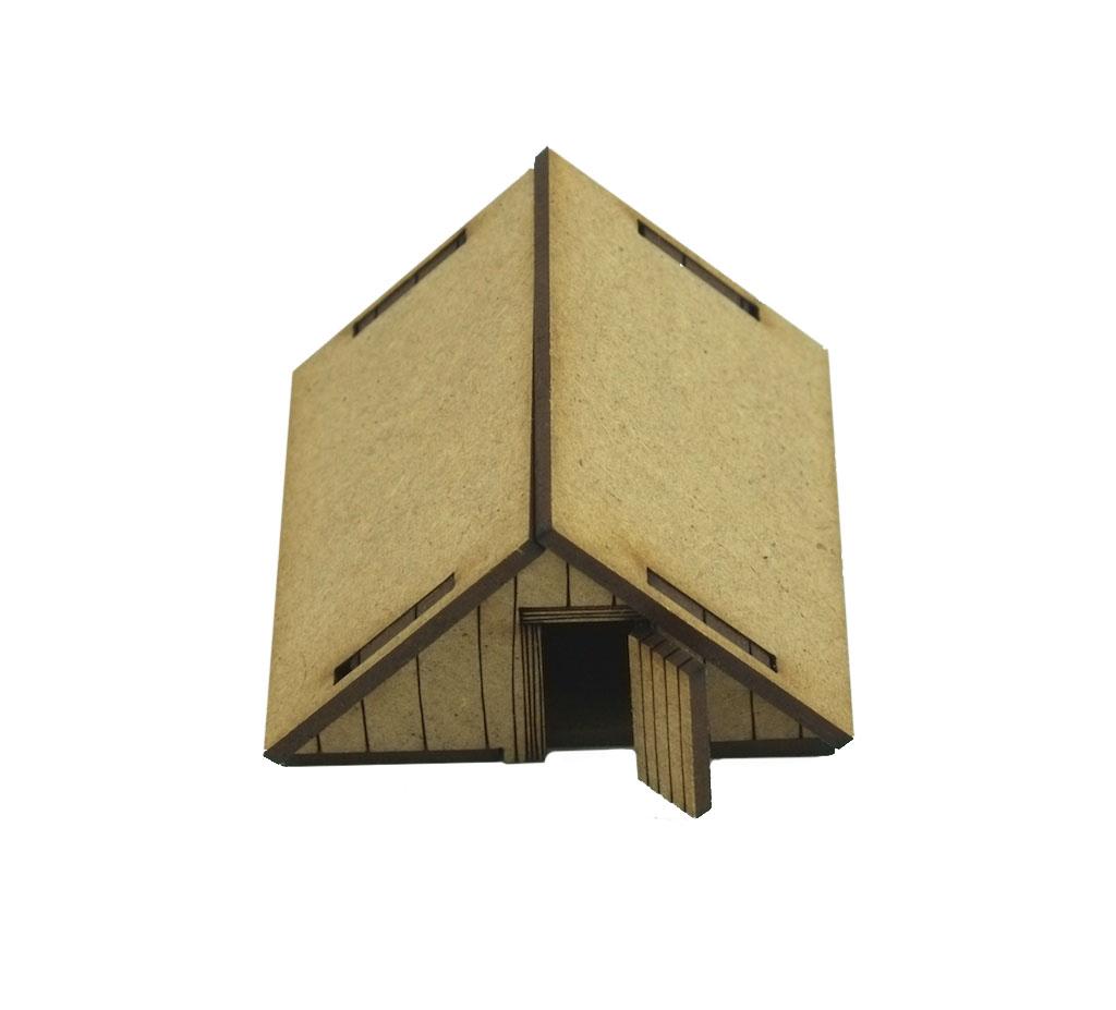 15mm Saxon Hut