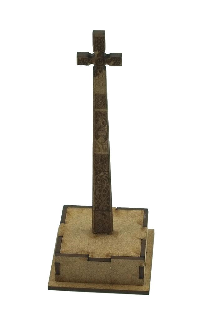 28mm Anglo Saxon Cross