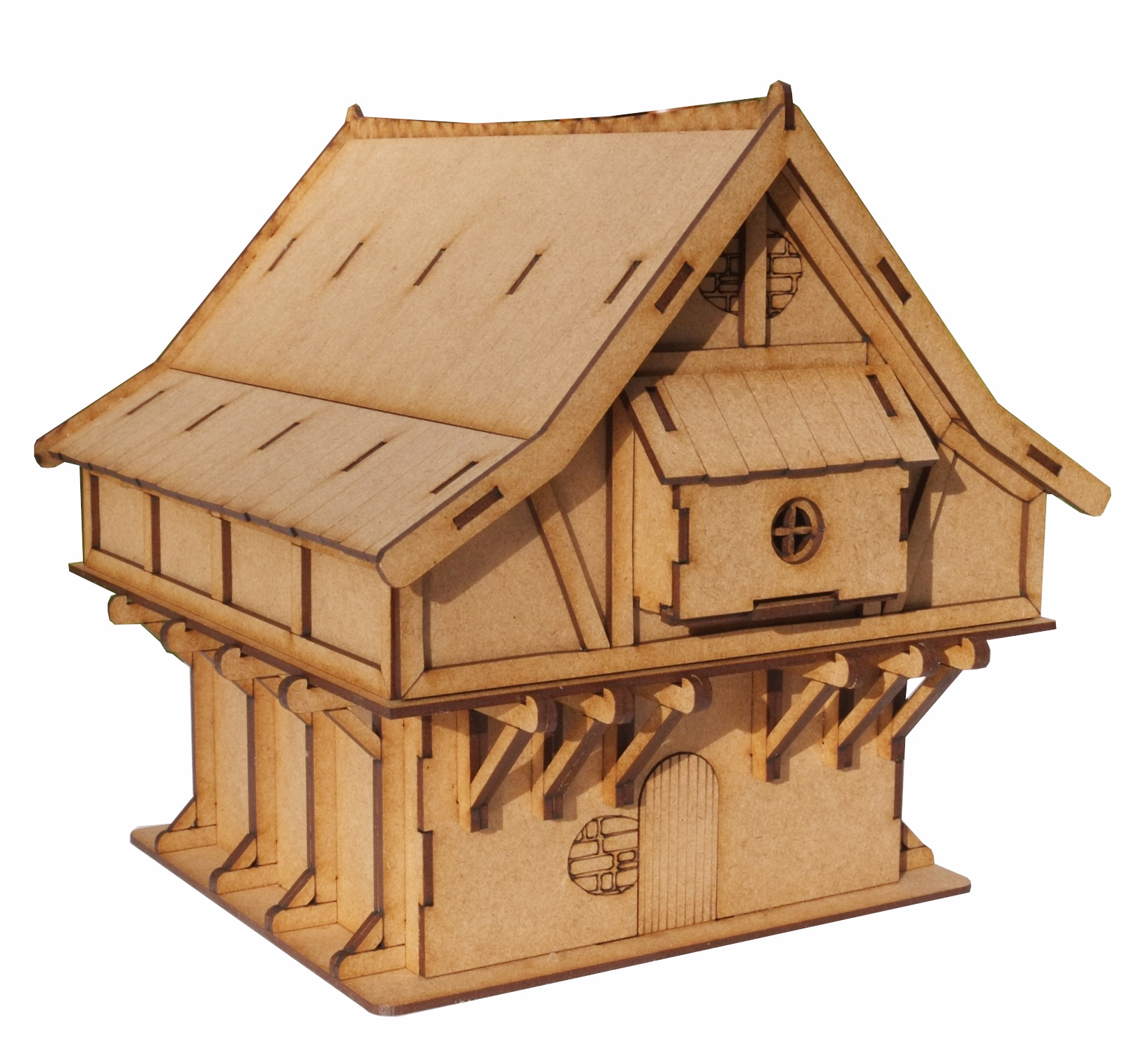 28mm Fantasy/ Medieval House