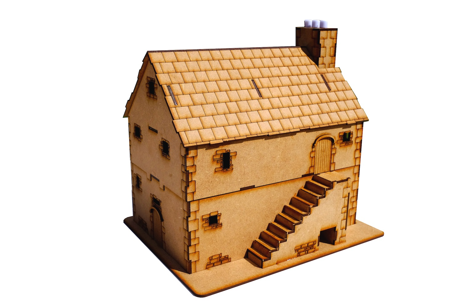 28mm Bastle House
