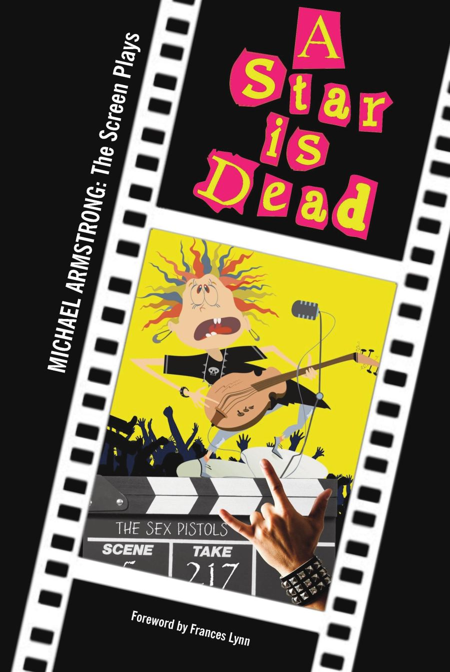 A Star Is Dead - Screen Play (Paperback)