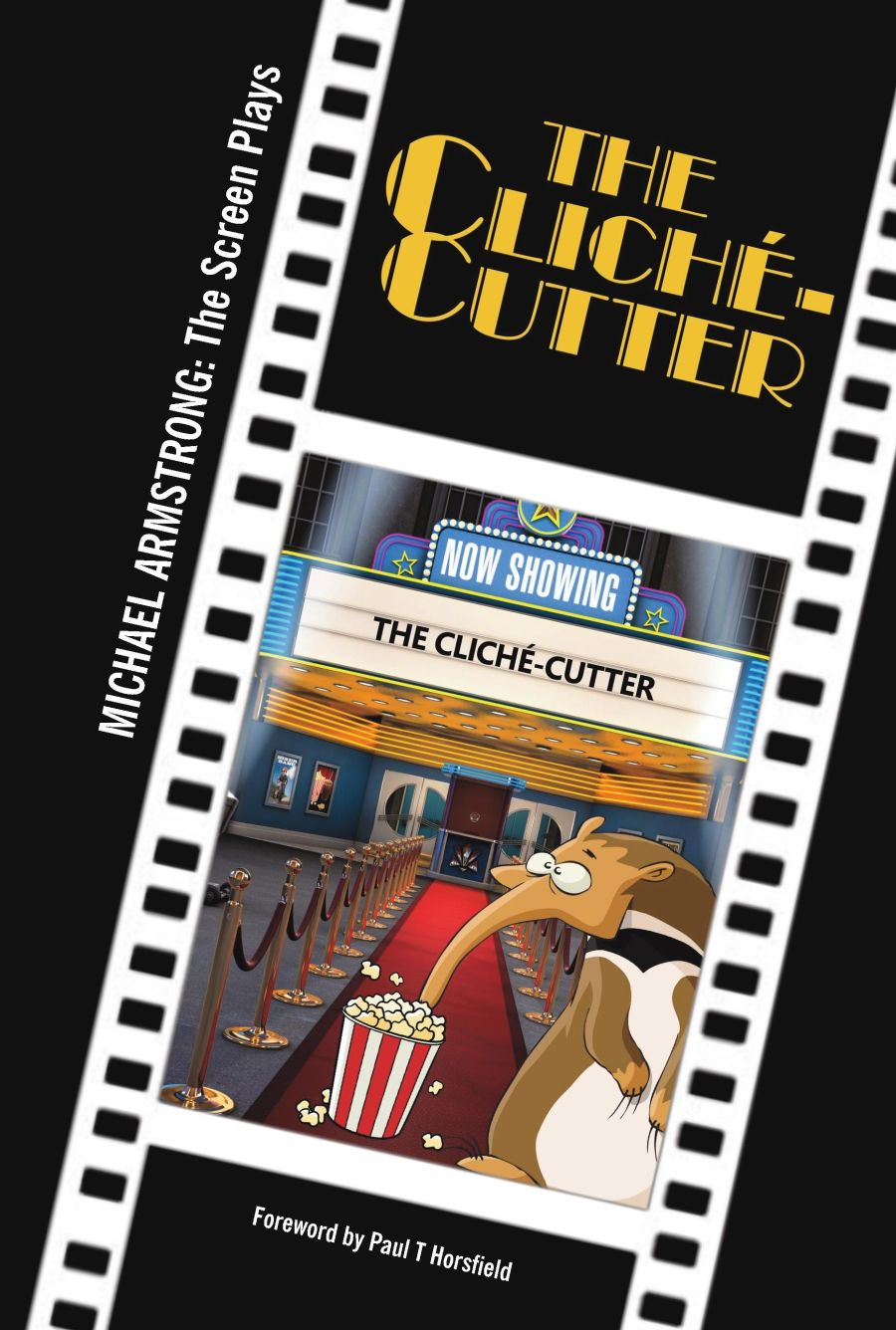 The Cliche-Cutter - Screen Play (Paperback)