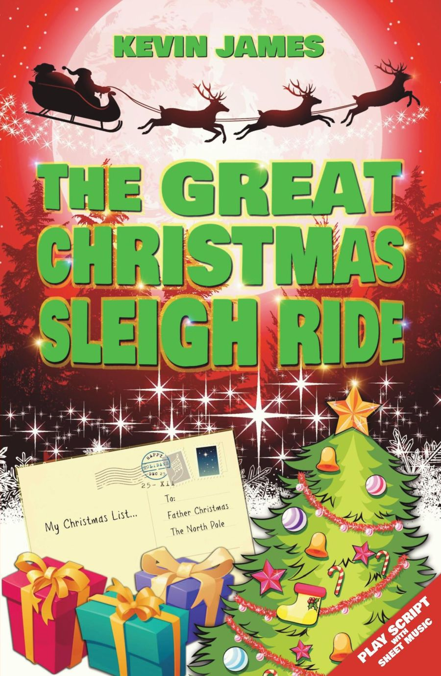 The Great Christmas Sleigh Ride - Stage Play