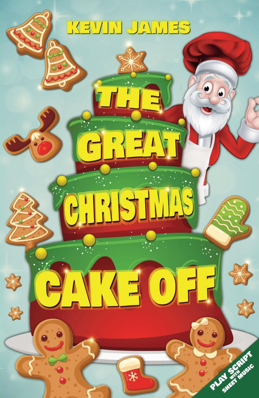 The Great Christmas Cake Off - Stage Play