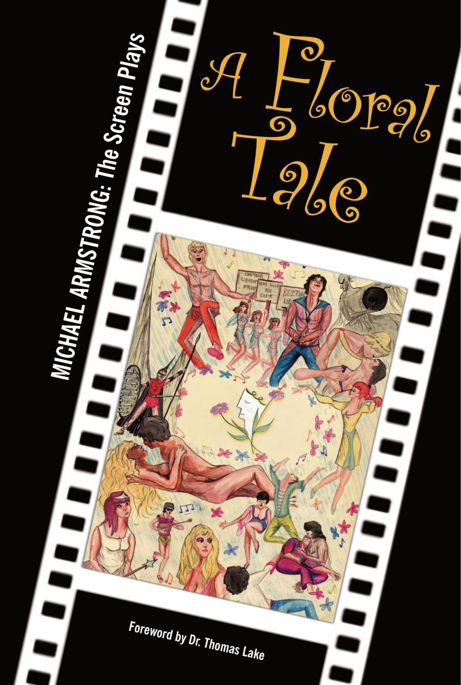 A Floral Tale - Screen Play (Paperback)