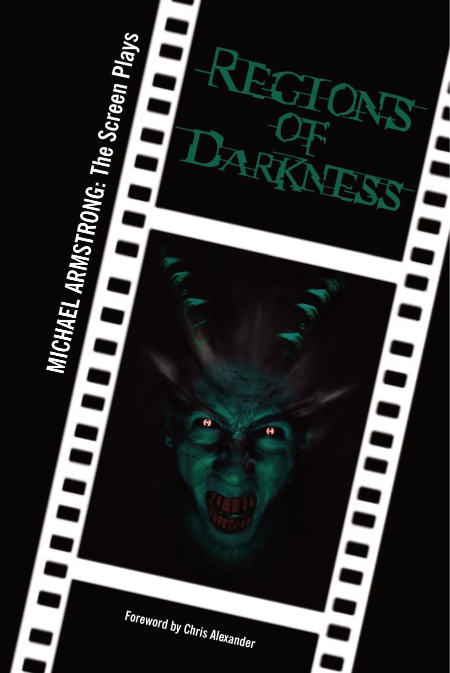 Regions Of Darkness - Screen Play (Paperback)