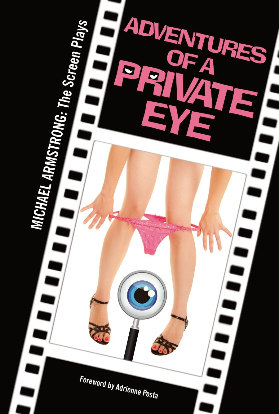 Adventures Of A Private Eye - Screen Play (Paperback)