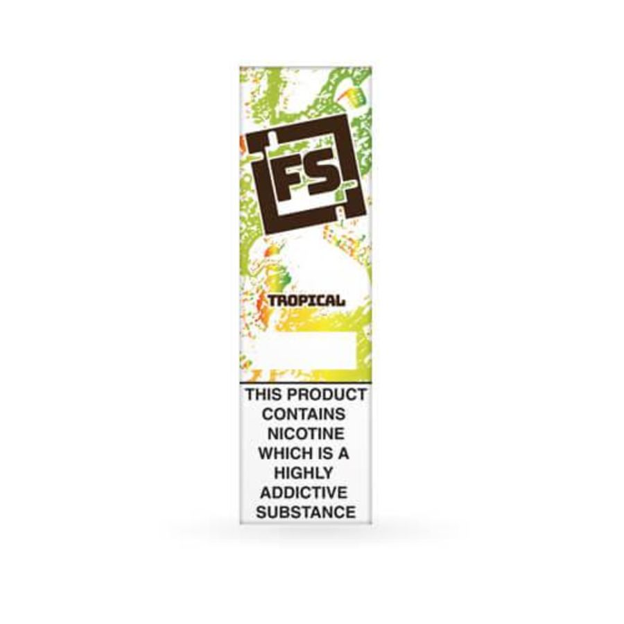 Firestarter 50/50 E-Liquid Tropical