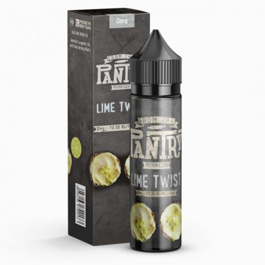 From The Pantry Lime Twist 50ml