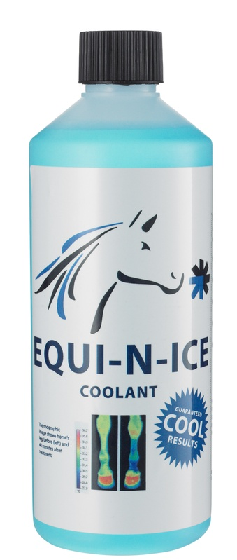 Equi-N-icE Coolant - 500ml Spray Bottle _copy