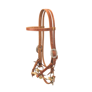 Weaver Leather Justin Dunn Bitless Bridle