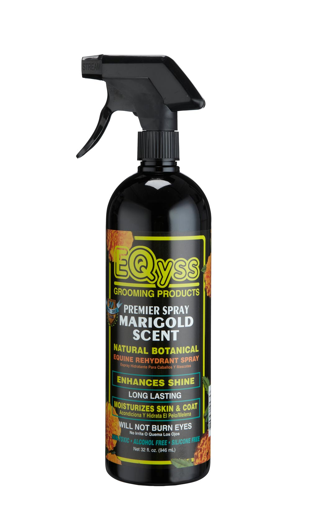 EQyss Marigold Scent Fly Spray