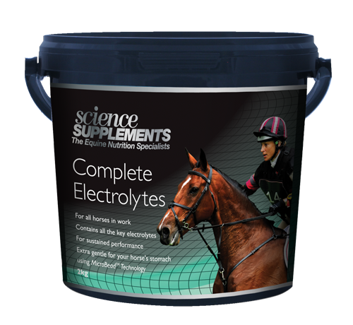 Science Supplements Complete Electrolytes