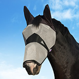 KM Elite Fly Masks with Ears